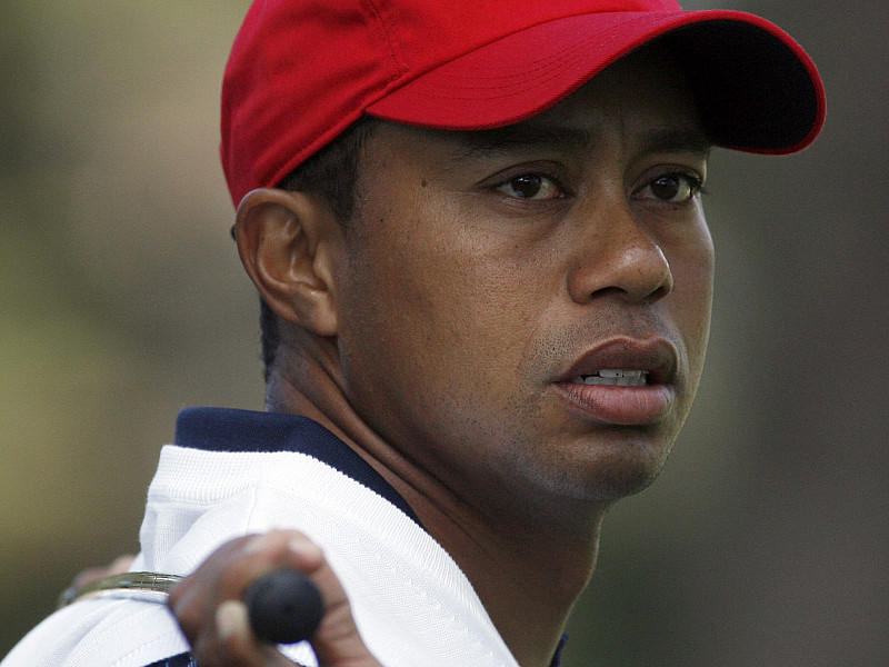 Tiger Woods: Kind mit einer Affre?