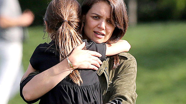 Katie Holmes spricht über ihr Leben mit Tochter Suri