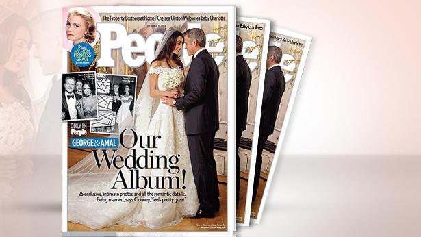 Steht bei George Clooney jetzt die Babyplanung an?