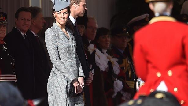 Herzogin Catherine zeigt sich zum ersten Mal öffentlich