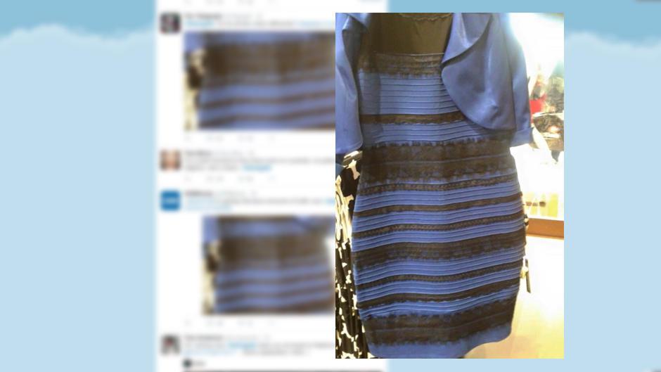#Dressgate: Millionen diskutieren über DIESES Kleid!