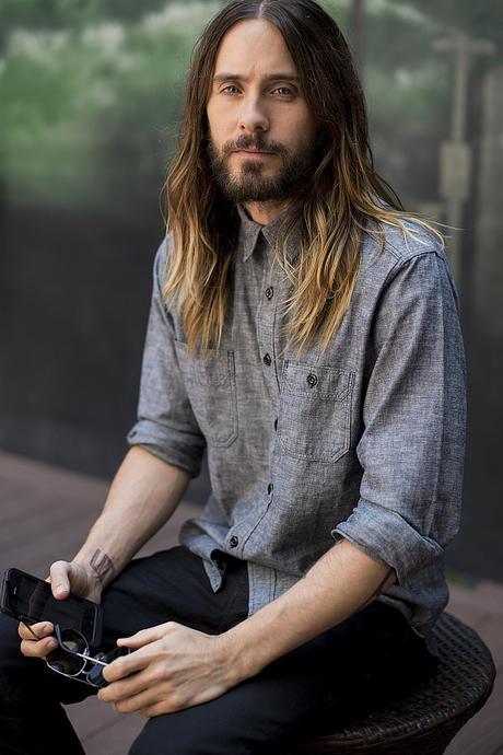 Jared Leto hat's getan: Haare und Bart sind ab!