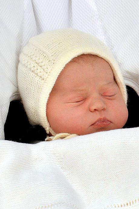 Die schönsten Bilder der kleinen Prinzessin