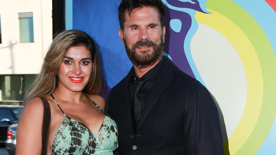 Lorenzo Lamas Ehefrau