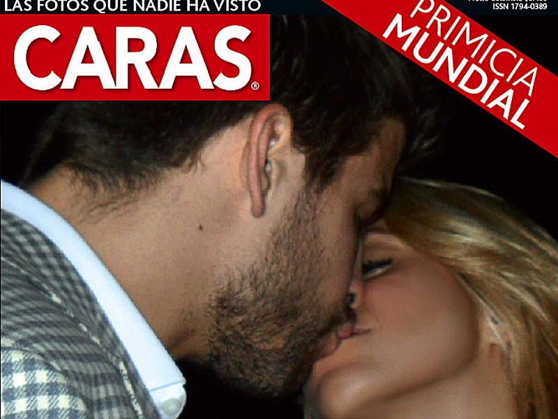 Liebesbeweis: Shakira &amp; Gerard Pique sind ein Paar