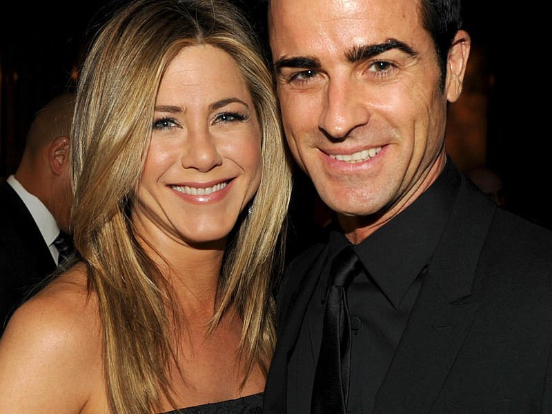 Aniston und Theroux haben sich verlobt