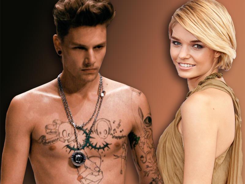 single männer mit tattoos Homburg