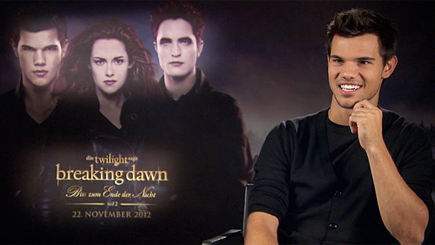 Exklusiv-Interview mit Lautner zu 'Breaking Dawn '