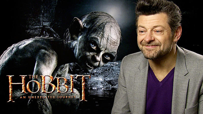 'Hobbit'-Interview mit Andy Serkis