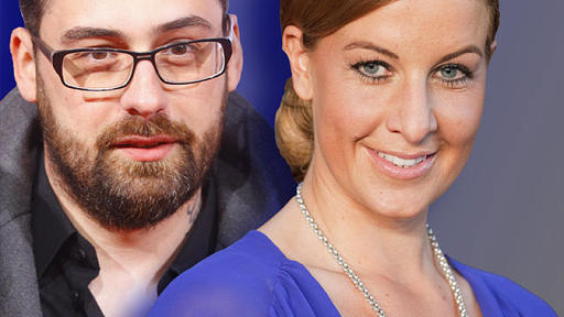 Sido und Charlotte Engelhardt haben geheiratet