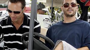 Kevin Federline und sein Bruder Christopher