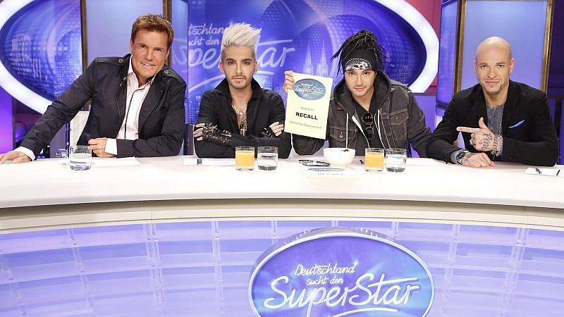 Die Sendetermine der DSDS-Shows 2013