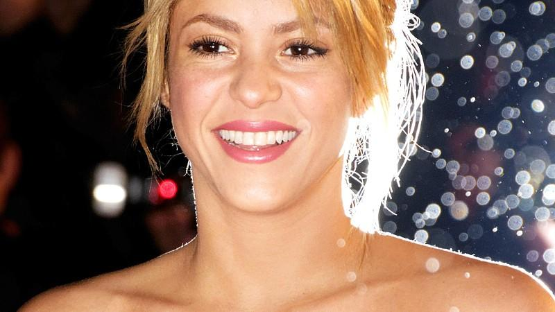 Shakira bekommt Stern auf dem 'Walk of Fame'