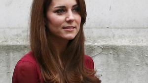 Schwangere Herzogin Catherine: Hypnose um zuzunehmen