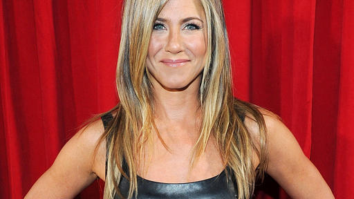 Jennifer Aniston spricht ber ihre Kurven