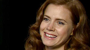 Amy Adams: 'Bin vernarrt in Superman'