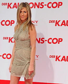 Jennifer Aniston macht Reporter fertig! - tvmoviede