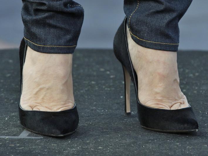 Promis Fiese Füße