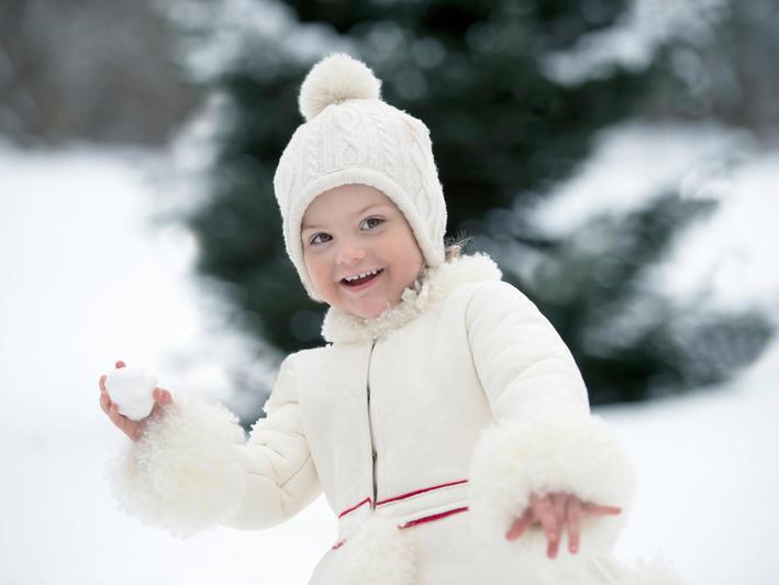 Prinzessin Victoria offizielle Fotos Baby Estelle