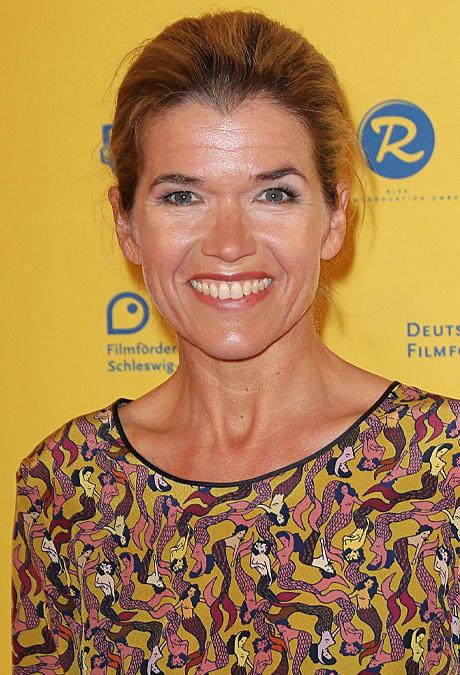 A Anke Engelke