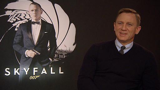 Craig: Für Szenen ohne Hemd trainiere ich hart