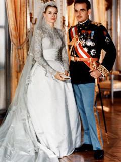 Grace Kelly vs. Charlene Wittstock: Welche Braut ist schöner?